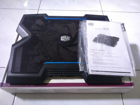 Laptop/notebook Cooling Pad Cooler Master Notepal X3