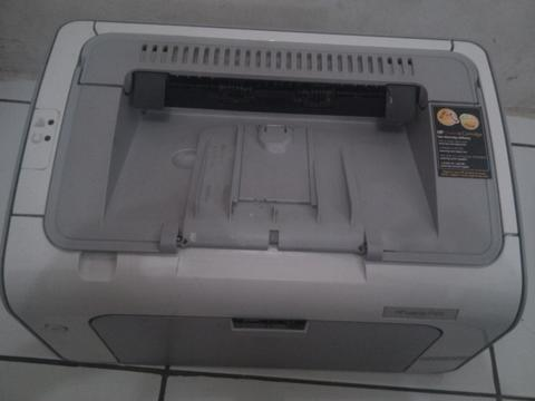 HP laserjet p1102 normal
