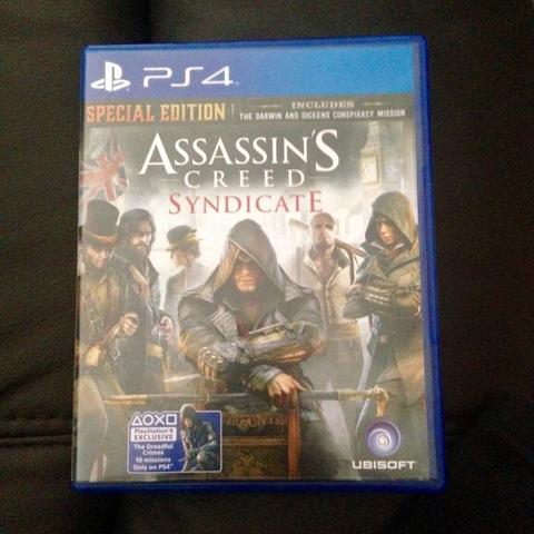 WTS ASSASSIN CREED SYNDICATE
