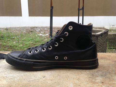 Converse All star leather black original