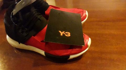 ADIDAS Y-3 Qasa Royal Red