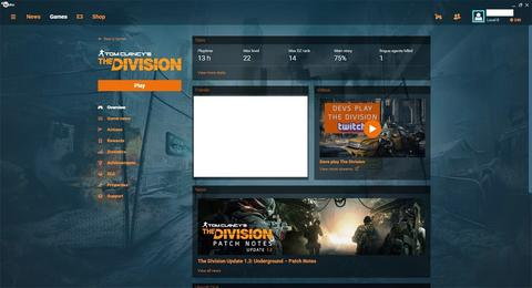 Akun Uplay Game The Division