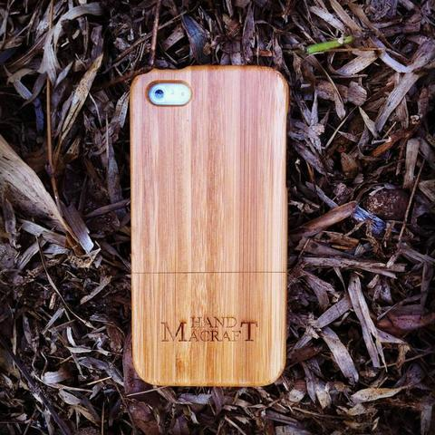 Bamboo case for iPhone 5/5s/se