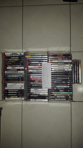 BD Kaset PS 3 Second Kolpri Mulus Murah !