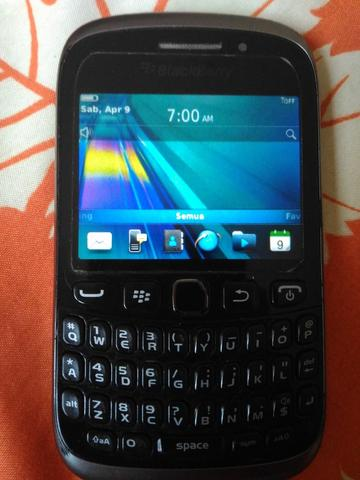 Black Berry Amstrong Murmer