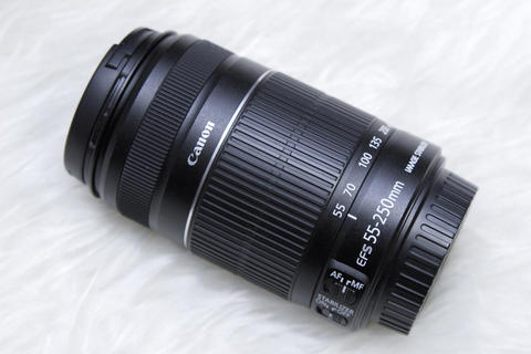 Canon Efs 55-250mm is II