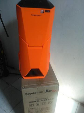 casing gaming midtower segotep warship evo orange ----- depok