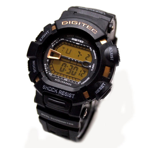 Digitec 2095 Original Hitam Gold