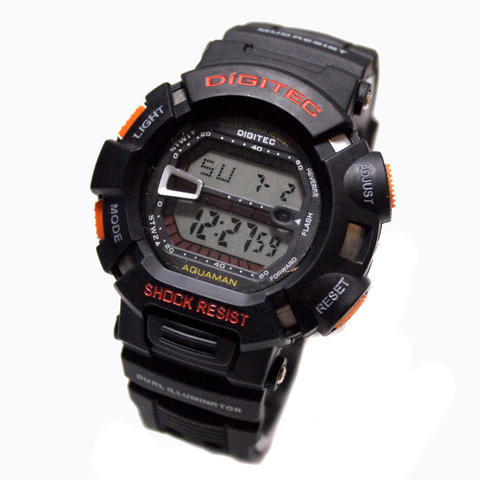 Digitec 2095 Original Hitam Orange