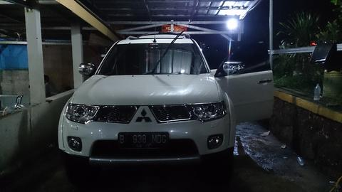 For Sale Pajero Dakkar 4x2 Matic STNK 2012