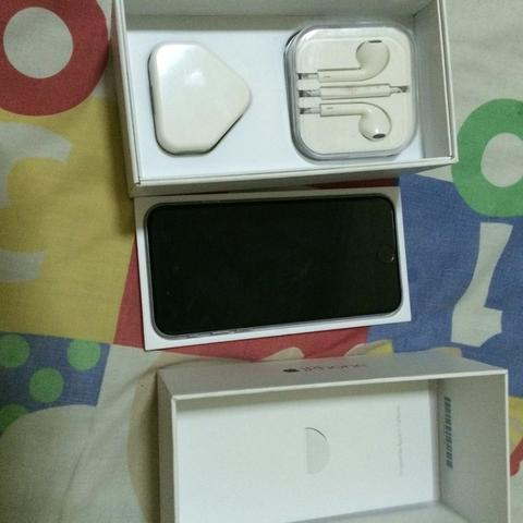 Iphone 6 64GB Space Grey Second kondisi 90% nego tipis