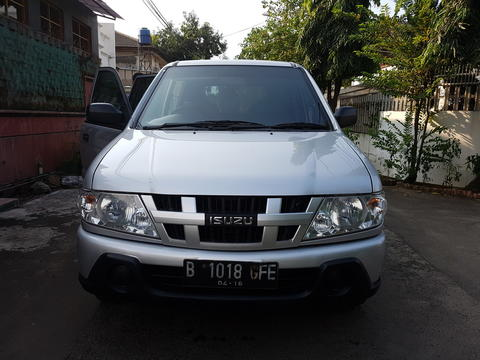 Isuzu Panther TBR Turbo 2.5 M/T 2013 KM 50RB