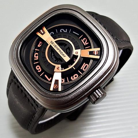 Jam Seven Friday M2 BLACKGOLD