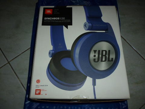 JBL SYNCHROS E30 ( not monster beat, sony, samsung, lg, jabra )