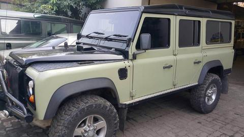 Land Rover Defender Tdi200