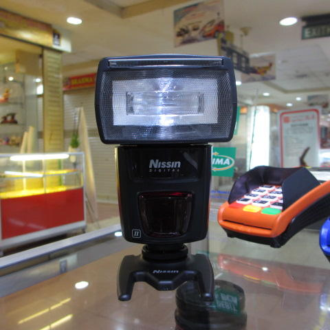 NISSIN FLASH SPEEDLITE Di 622 MARK II FOR CANON ETTL - MULUS - MURAH