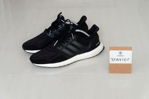 [RARE]ADIDAS ULTRA BOOST CORE BLACK & NEW BALANCE X ST. ALFRED