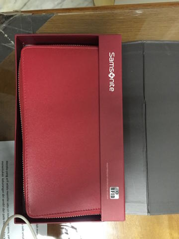 Samsonite Lady Wind Doc Wallet Slim