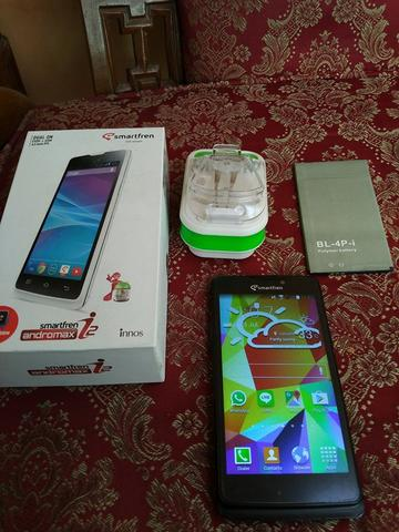 Smartfren Andromax I2, Second