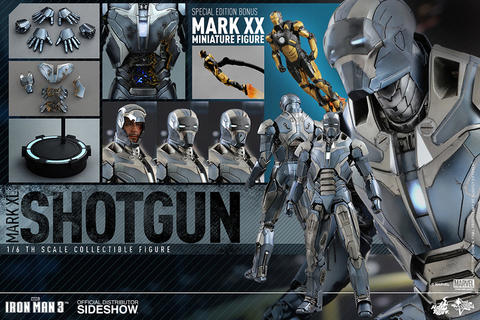 WTS Hot toys Shotgun mark 40 Exclusive