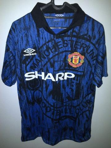 manchester united jersey 1993/94 1994/95 tiger cantona