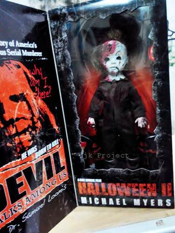 Mezco Living Dead Dolls Halloween Ii Michael Myers