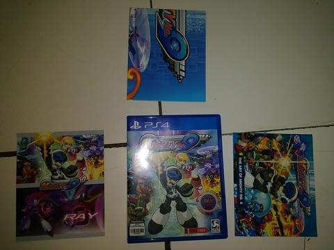 BD PS4 SECOND MIGHTY NO 9