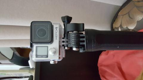 Second GoPro HERO 4 Silver Edition Mulus MALANG