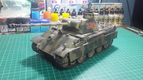Force of Valor Pz.V Panther Ausf.G