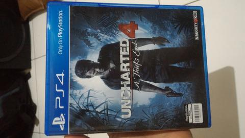 BD UNCHARTED 4