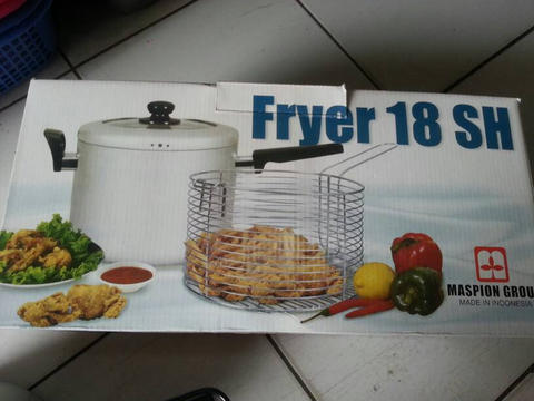 MASPION MULTI FRYER D18CM