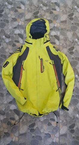 Arcteryx Jacket Recco system With Inner Polar