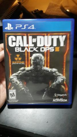 Call of Duty ; BLACK OPS 3