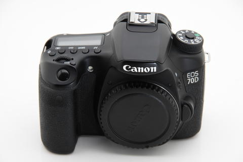 Canon 70d wifi Body Only Mulus Murah