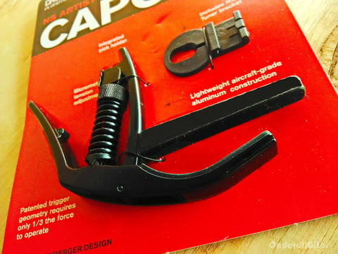 D'Addario Planet Waves NS Artist Classical Capo