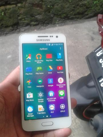 galaxy a3 taon 2015 white mulus normal