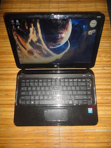 hp sleekbook 14 inch sandy 887 slim/model baru/2gb/320gb/4jam/Free Ongkir