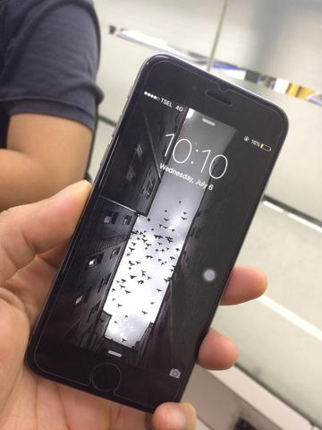 Iphone 6 64GB Space Grey | ex Garansi Internasional MULUS!