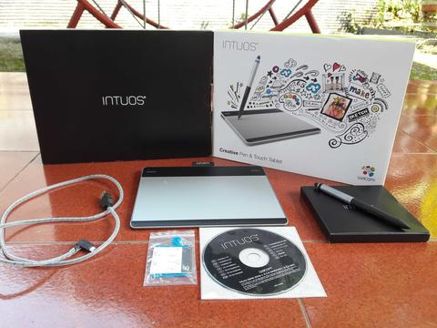 JUAL Wacom Intuos Pen and Touch Small Tablet (Harga Teman)