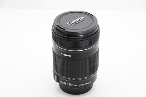 Lensa Canon 18-135MM 18-135 mm IS