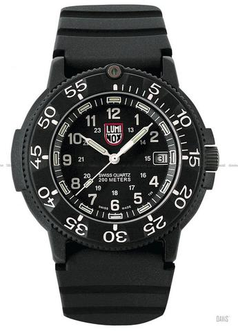Luminox Original Navy Seal 3001 ORIGINAL