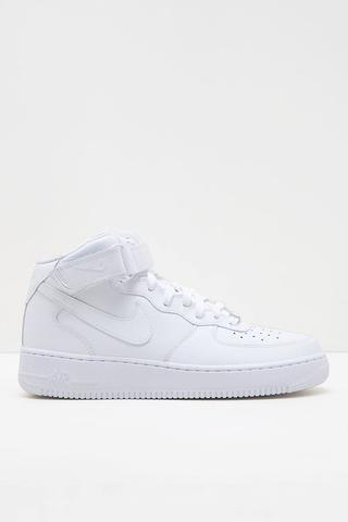 Men Air Force 1 Mid 07 White ORIGINAL