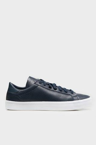 Men Court Vantage Collegiate Navy Adidas ORIGINAL