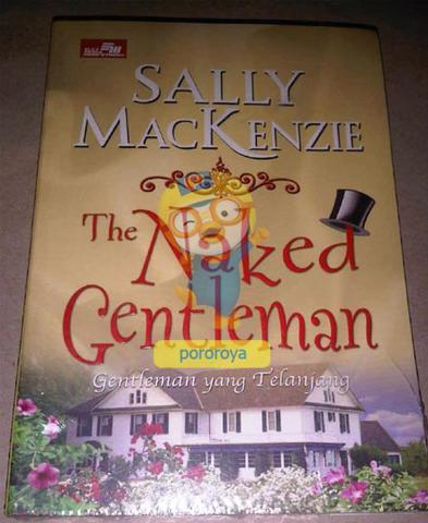 Novel Sally Mackenzie - NAKED GENTLEMAN