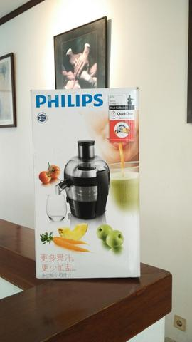 Philips Viva Collection Juicer 1.5L 400W (Buah/Sayur)
