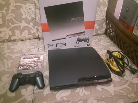 Ps3 slim 320gb cech 2501B cfw 4.78 (segel sony)