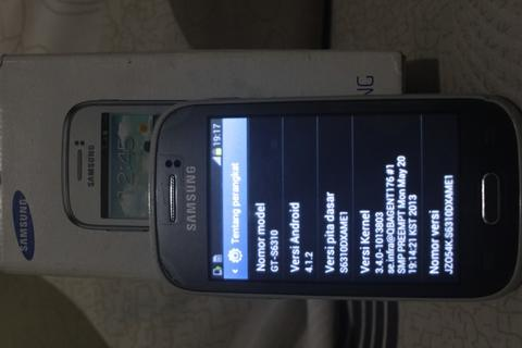 samsung Young GT S6310