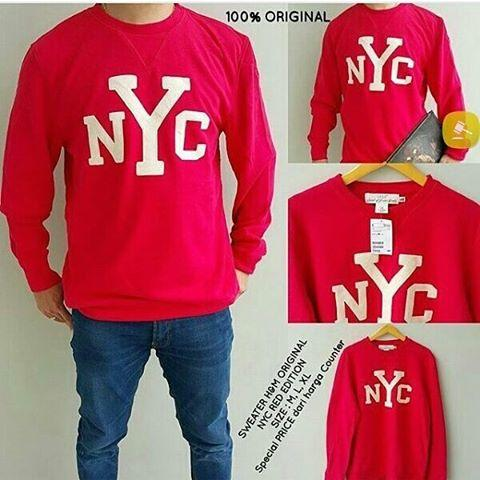 Sweater NYC Import