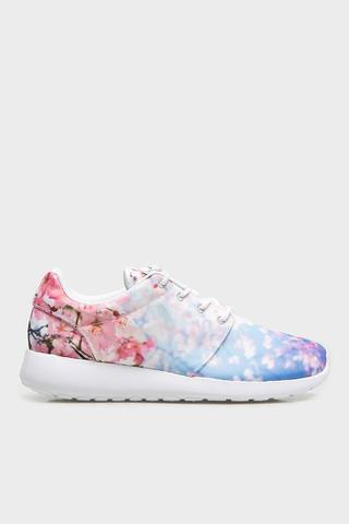 Womens Nike Roshe One Cherry Bls White Pure Platinum ORIGINAL