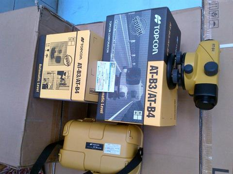 Jual Automatic Level TOPCON AT-B4